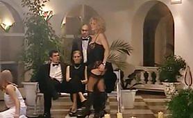 Orgia di sesso con Alessadra Schiavo